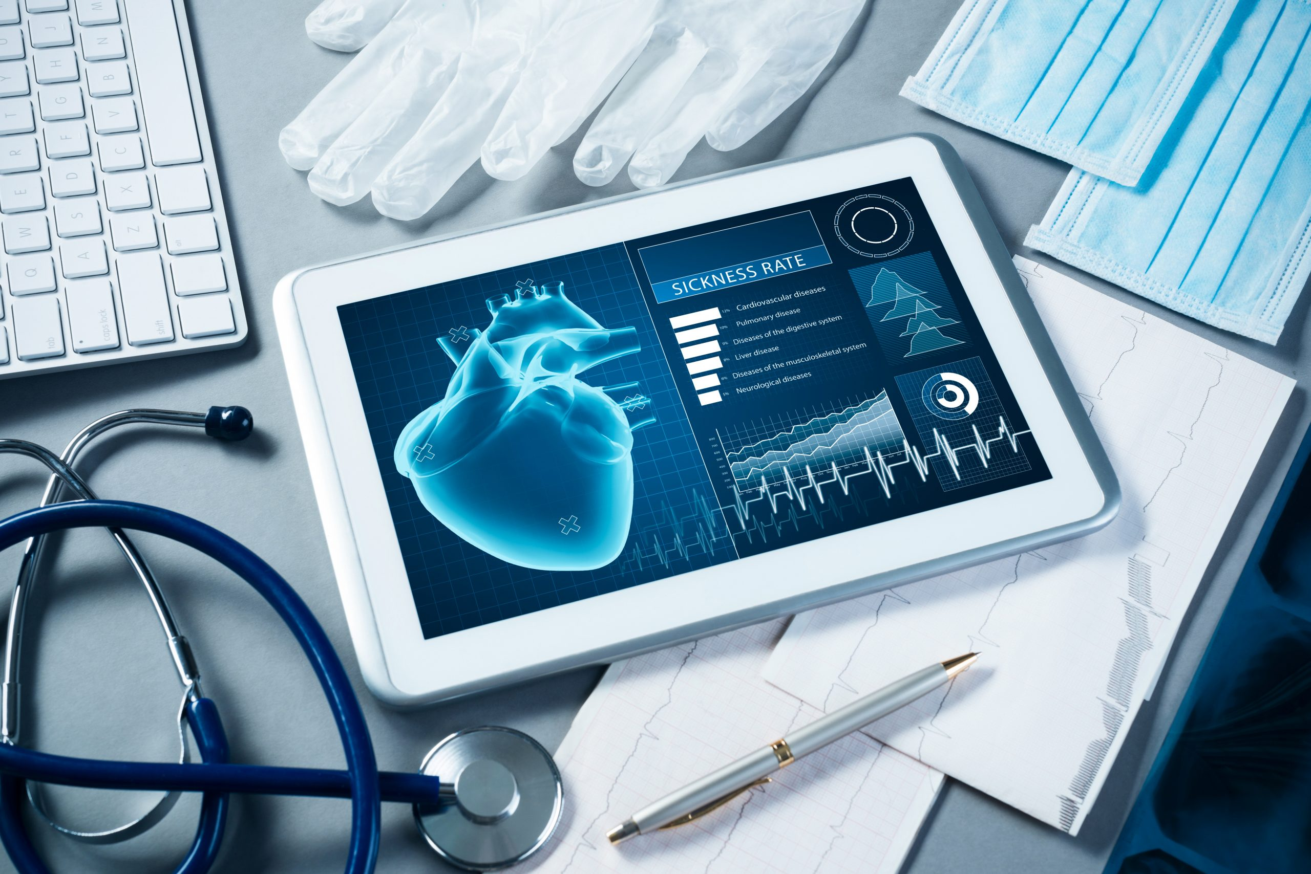Management of Cardiovascular Disease – The journey to personalised disease management